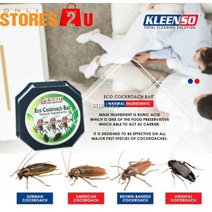 Pesso Eco Cockroach Bait (2pcs/Box) Umpan Lipas