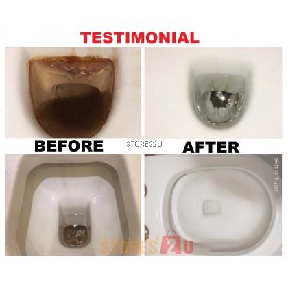 LKB Urine Alkali Remover (500g) Cleaner Agent for Toilet Pipes and Toilet Bowl Pembersih untuk Paip dan Mangkuk Tandas
