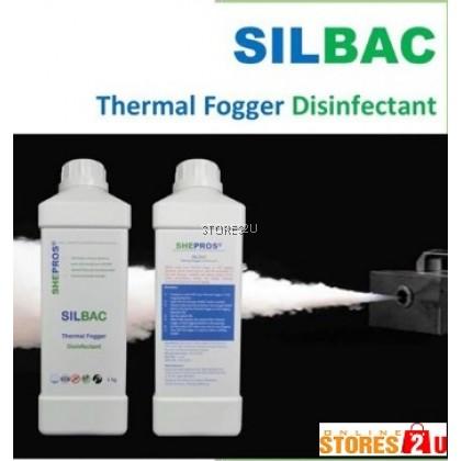 SHEPROS Silbac Thermal Fogger Disinfectant [1kg / 950ml]