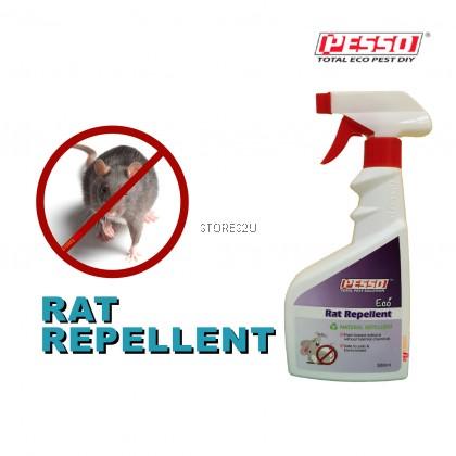 Pesso Eco Rat Repellent (500ML) Spray Penghalau Tikus