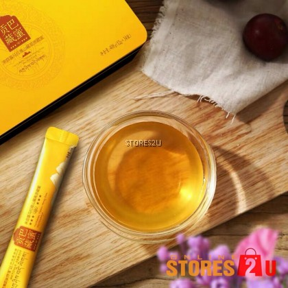 JiuJiGong Honey 100% Original Jiu Ji Gong Himalayan Plateau Tibetan Honey 九吉公贡巴藏蜜 (408g/Box) 100% 正品保证 ! 官方授权经销商 蜜糖