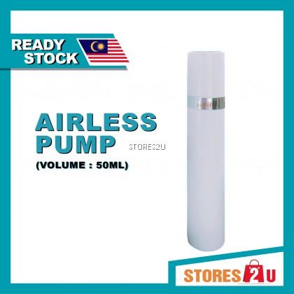 1pc Empty Bottle Airless Pump (Volume : 50ml)