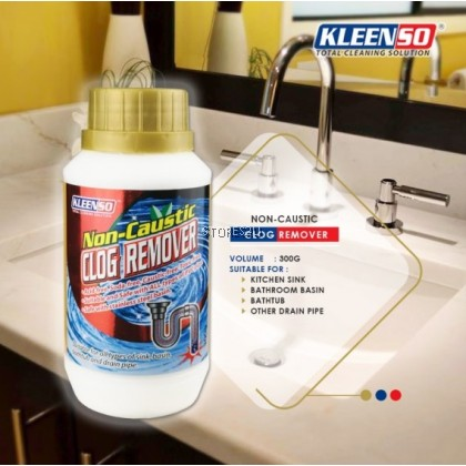 Kleenso Non-Caustic Clog Remover (300g)