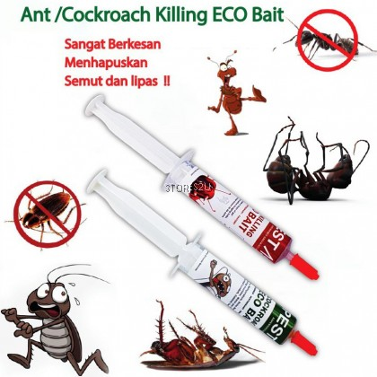 PEST ASIA Ant Eco Gel Bait (10g) 100% Original Ant Killer Umpan Semut PestAsia