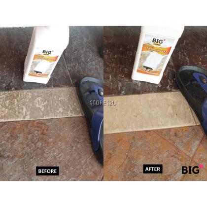 BIG+ Heavy Duty Stain Remover (1000ml) Mosaic Toilet Bathroom Cleaner Pencuci Lantai Mozek Cement Removal Tile Simen